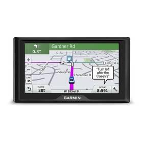 Garmin Drive 60 Lifetime Europe45 černá + Doprava zdarma
