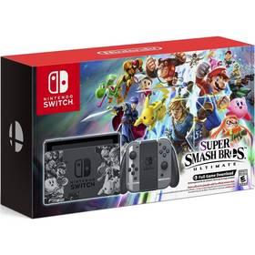 Nintendo SWITCH Super Smash Bros. Ultimate edice (NSH050)