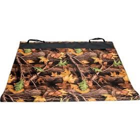 Samohýl Sychrov do kufru nylon podzimní listí 120 x 190 cm