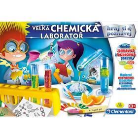 Albi Clementoni Velká chemická laboratoř