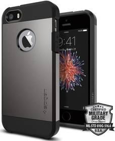 Spigen Tough Armor Apple iPhone 5/5s/SE - gunmetal (041CS20188) + Doprava zdarma