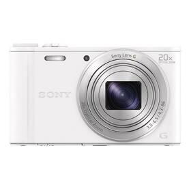 Sony Cyber-shot DSC-WX350 biely