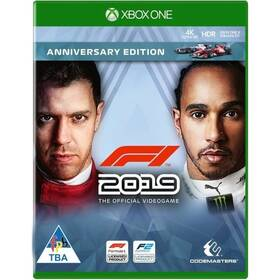 Codemasters Xbox One F1 2019 Anniversary Edition (4020628746995)