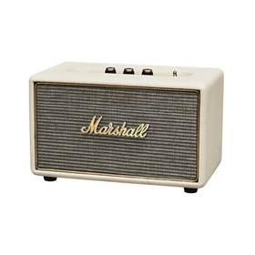 Marshall Acton Bluetooth krémový + Doprava zdarma