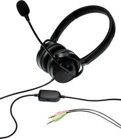 Verbatim Multimedia Stereo On-Ear černý