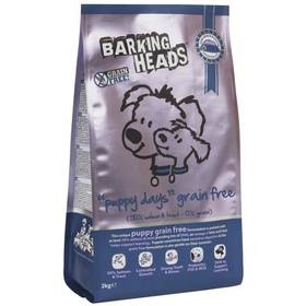 Barking Heads Puppy Days GRAIN FREE 12 kg + Doprava zdarma