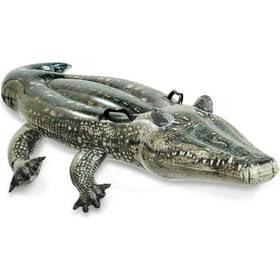 Intex Realistický krokodýl 170 cm x 86 cm (57551)