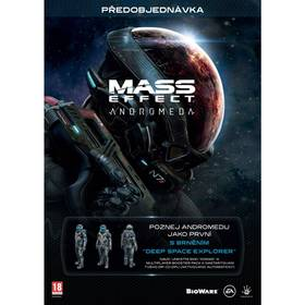 Hra EA Xbox One Mass Effect Andromeda (5030935116397)