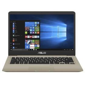 Asus S410UQ-EB047T (S410UQ-EB047T) zlatý Software F-Secure SAFE, 3 zařízení / 6 měsíců (zdarma)Software Microsoft Office 365 pro jednotlivce CZ (zdarma)Monitorovací software Pinya Guard - licence na 6 měsíců (zdarma) + Doprava zdarma