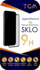 TGM 3D pro Apple iPhone X (TGM3DAPIPXBL) černé