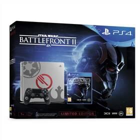 Sony PlayStation 4 1TB Speciální edice StarWars Battlefront II (PS719970668) (vrácené zboží 8800322111)