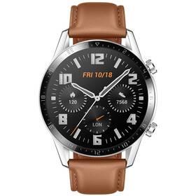 Huawei Watch GT 2 (46 mm) (55024470) hnedé
