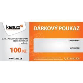 Dárkový poukaz Kasa.cz 100 Kč