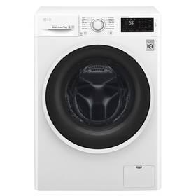 LG F72J6QN0W bílá + K nákupu poukaz v hodnotě 1 000 Kč na další nákup + Doprava zdarma