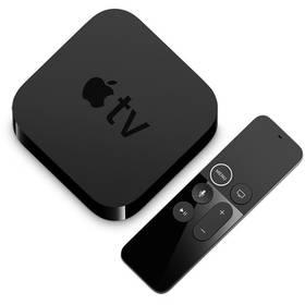 Apple TV 4K 64GB (mp7p2cs/a) černý + Doprava zdarma