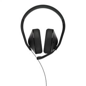 Headset Microsoft Xbox One Stereo Headset (S4V-00010) čierny