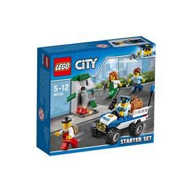 LEGO® CITY POLICE 60136 Policie – startovací sada