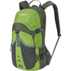 Loap ARACA 15 na kolo zelený + Taška přes rameno Coleman ZOOM - (1L, černá), 12 x 15 x 8,5 cm, 160 g, vhodná na doklady, mobil, klíče v hodnotě 259 Kč
