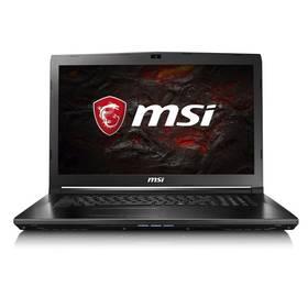 MSI GL72 7RDX-803CZ (GL72 7RDX-803CZ) černý Monitorovací software Pinya Guard - licence na 6 měsíců (zdarma)Software F-Secure SAFE 6 měsíců pro 3 zařízení (zdarma) + Doprava zdarma
