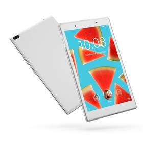 "Lenovo TAB4 8"" LTE (ZA2D0004CZ) bílý SIM s kreditem T-Mobile 200Kč Twist Online Internet (zdarma)"