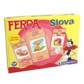 Hra Albi Ferda Slova - nová verze