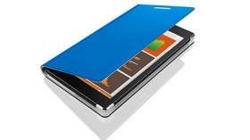 Lenovo Folio Case pro TAB 2 A7-10 + fólie (ZG38C00006) modré