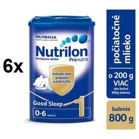 Nutrilon 1 Pronutra Good Sleep 800g x 6ks