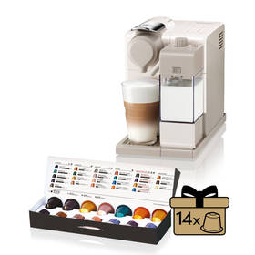 DeLonghi Nespresso Lattissima Touch EN560.W bílé