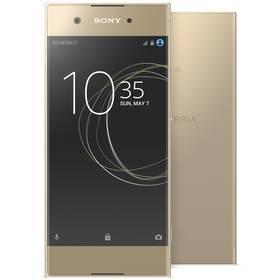 Sony Xperia XA1 (G3112) Dual SIM (1308-4516) zlatý Software F-Secure SAFE 6 měsíců pro 3 zařízení (zdarma) + Doprava zdarma