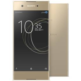 Sony Xperia XA1 (G3112) Dual SIM (1308-4516) zlatý + Doprava zdarma