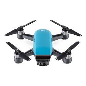 DJI Spark Fly More Combo (DJIS0201C) modrý + Doprava zdarma