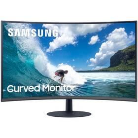 Samsung T55 (LC24T550FDRXEN) šedý/modrý