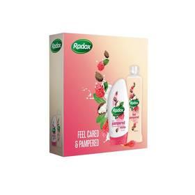 Dárkový balíček Radox (pěna do koupele, sprchový gel)