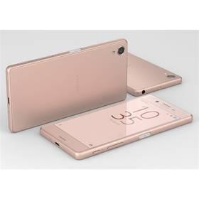 Sony Xperia X (F5121) - Rose Gold (1303-0696) Software F-Secure SAFE 6 měsíců pro 3 zařízení (zdarma) + Doprava zdarma