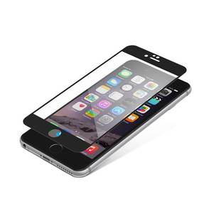 InvisibleSHIELD Glass Contour pro Apple iPhone 6 Plus / 6S Plus - černý rám (ZGIPPPGS-BKO)