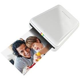 Polaroid ZIP pro Android / iOS, bezdrátová, mobilní (POLMP01W) biela
