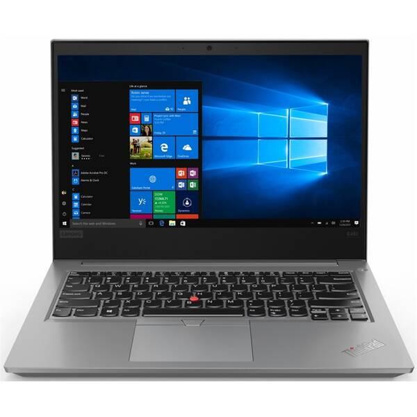 Notebook Lenovo ThinkPad E490 (20N8000WMC) stříbrný