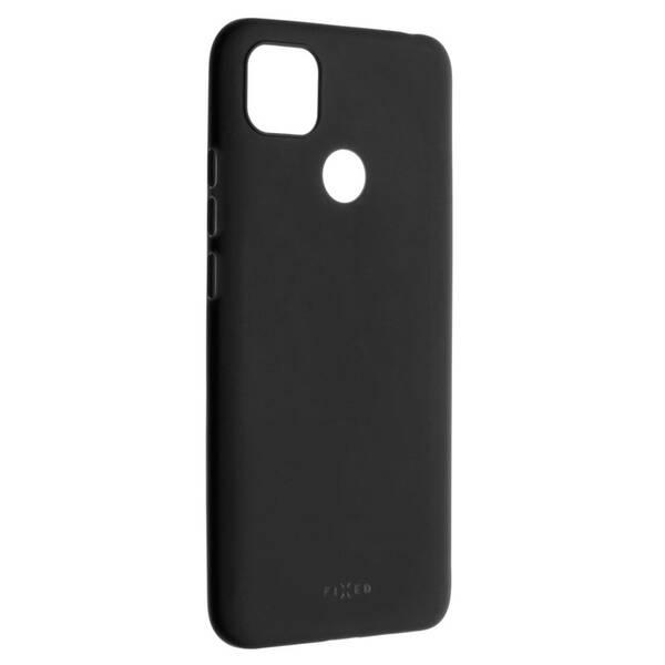 Kryt na mobil FIXED Story na Xiaomi Redmi 9C (FIXST-568-BK) čierny