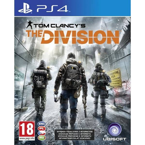 Hra Ubisoft PlayStation 4 Tom Clancy's The Division (3307215804469)