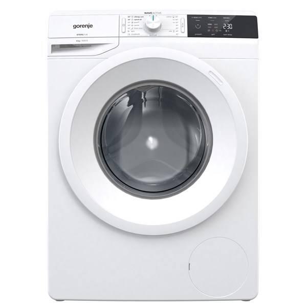 Pračka Gorenje Essential WE60S3 bílá