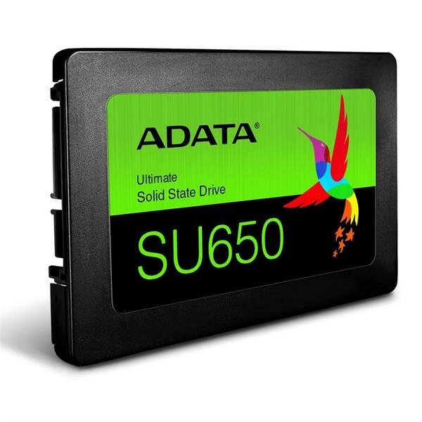 SSD ADATA SU650 480GB (ASU650SS-480GT-R)
