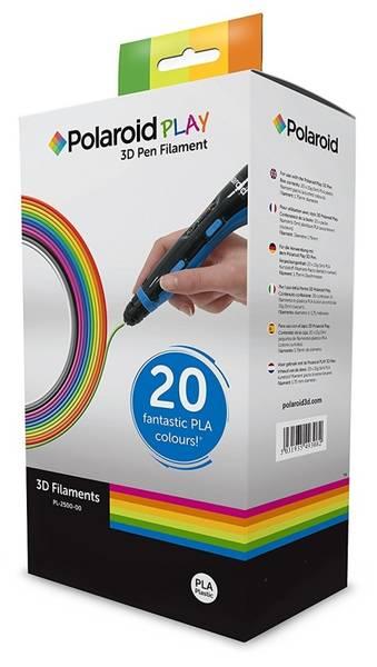 Náplň Polaroid pro Play 3D Pen, 20 barev (PL-2500-00)