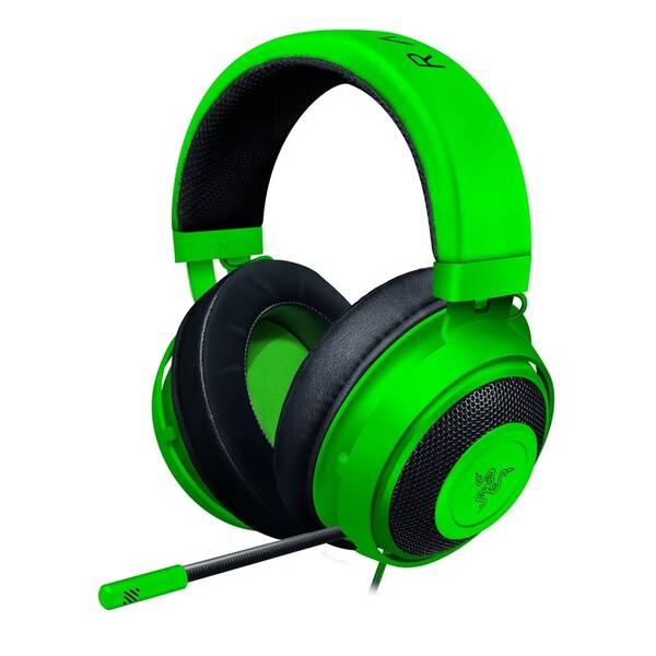 Headset Razer Kraken (RZ04-02830200-R3M1) zelený