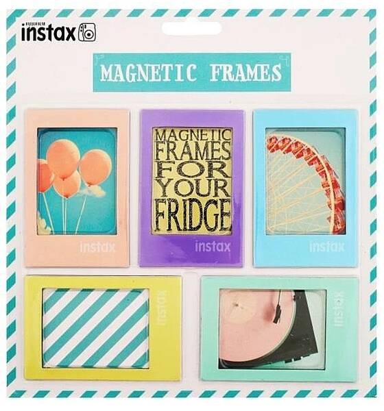 Fotorámeček Fujifilm Instax Magnetic Frame Pastel 5ks (70100139373)
