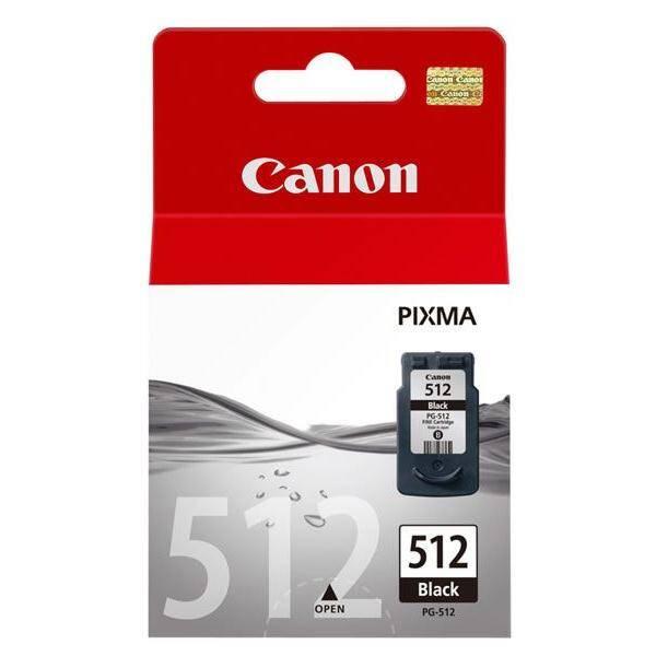 Cartridge Canon PG-512Bk, 400 stran (2969B001) čierna