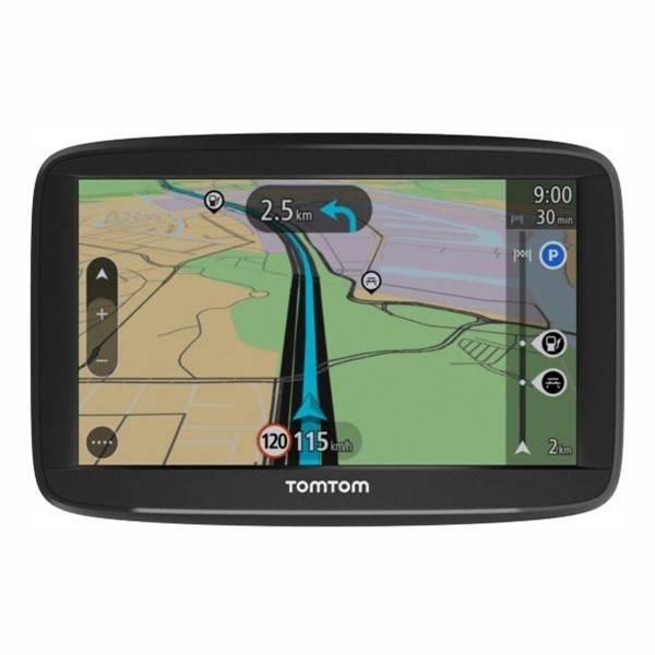 Navigační systém GPS Tomtom START 52 Regional CEE (1AA5.030.00) černá