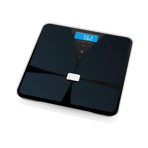 Osobní váha ETA Christine 1781 90000 černá