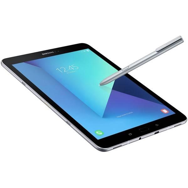 Dotykový tablet Samsung Galaxy Tab S3 9.7 LTE (SM-T825NZSAXEZ) stříbrný