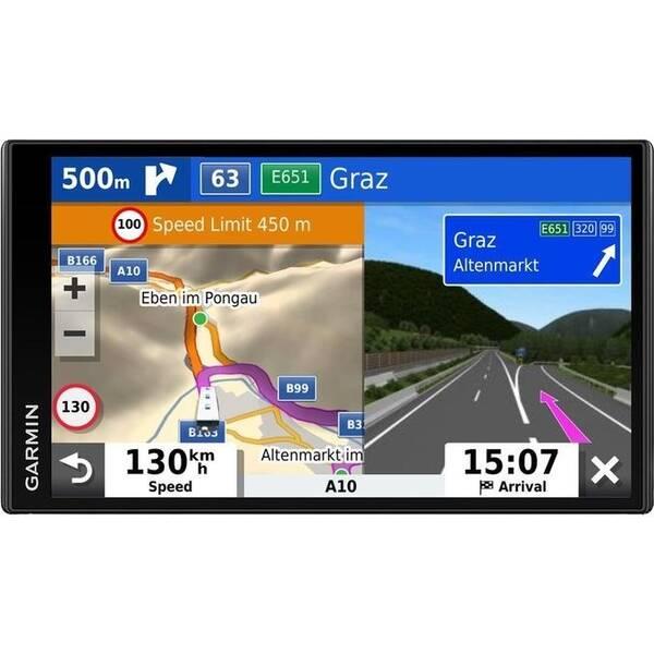 Navigační systém GPS Garmin 780T-D (010-02227-10) černý