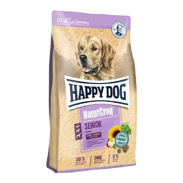 Granuly HAPPY DOG Natur-Croq Senior 15 kg